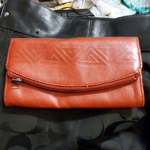 Van's wallet